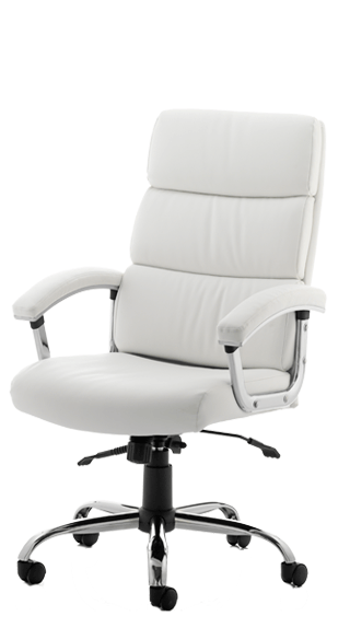Desire chair white