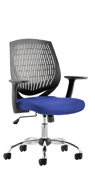 Dura Bespoke Seat Stevia Blue click for larger image