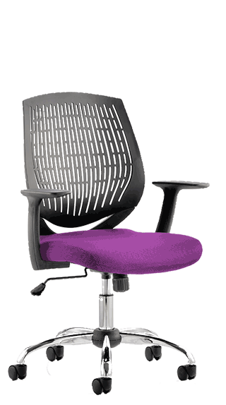 Dura Bespoke Seat Tansy Purple click for larger image