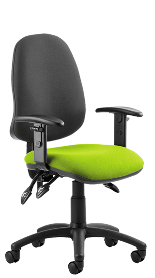 Eclipse III Adjustable Armrests click for larger image